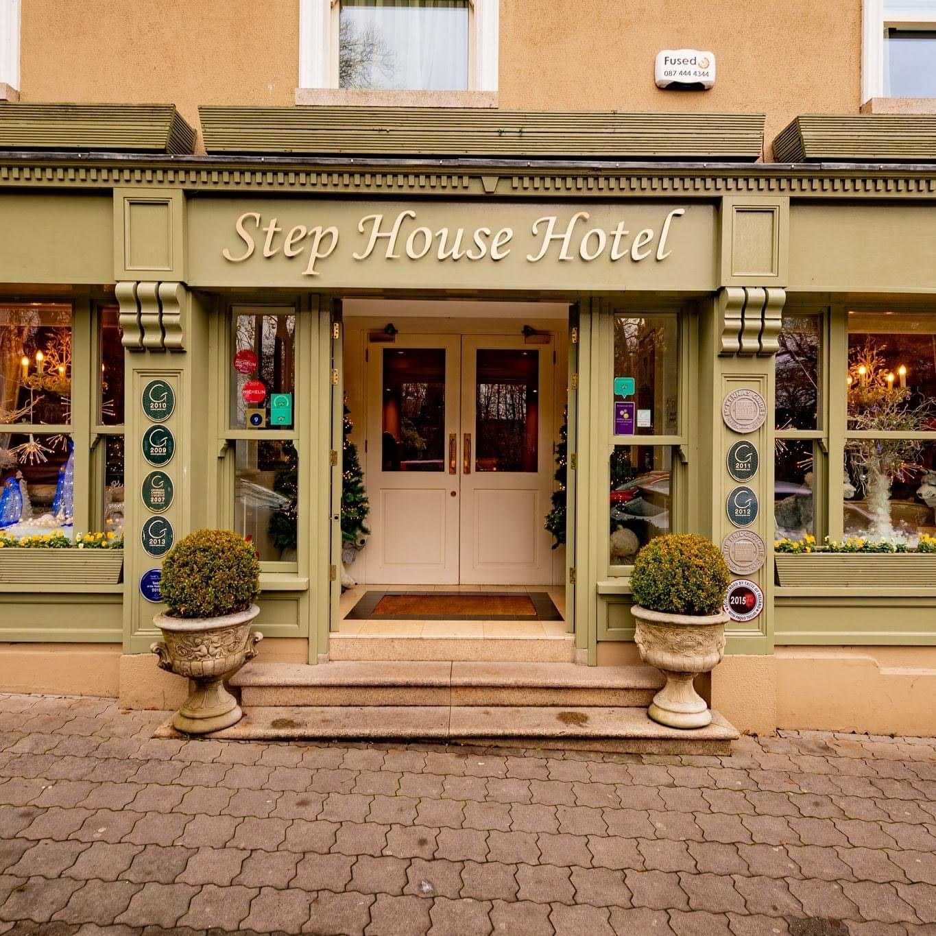 The Step House Hotel
